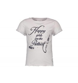 Le Chic Le Chic Girls Shirt Happy