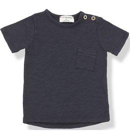 1+InTheFamily Judd Shirt Blu Notte