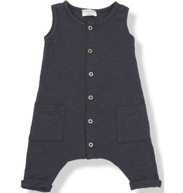 1+InTheFamily Wassily Jumpsuit Blu Notte