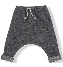 1+InTheFamily Tristan Pants Blu Notte