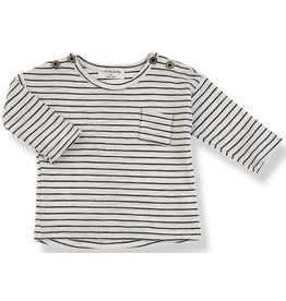 1+InTheFamily Renoir Shirt Blu Notte