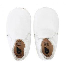 Bobux Bobux White Loafer