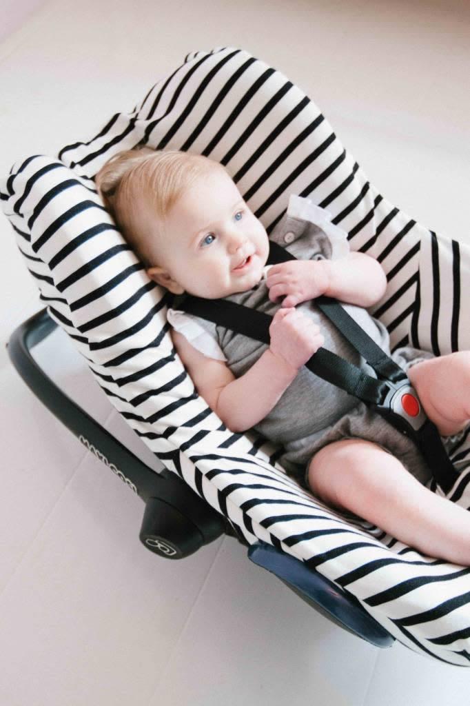 Hoes Autostoel 0+ Breton