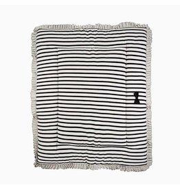 House Of Jamie Boxkleed Omkeerbaar Breton + Black & Stone