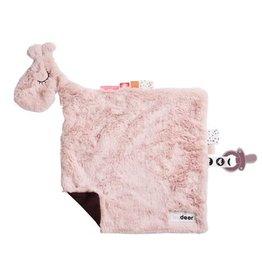 Done By Deer Comfort Blanket Raffi Powder