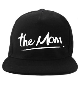 Van Pauline Own Design Cap The Mom Black