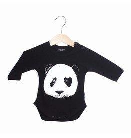 Lucky No 7 Panda Romper