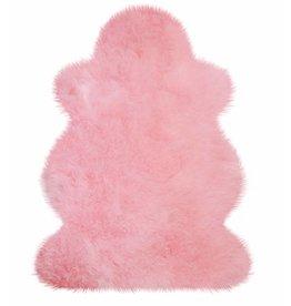 Heitmann Felle Schapenvel Powder Pink 100 x 68 cm