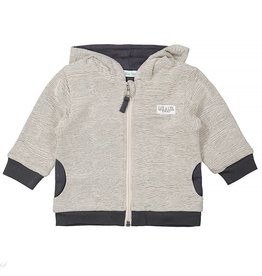 Blablabla Hoody Sweat Vest Grey