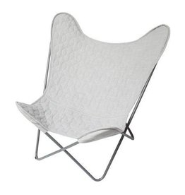 Sebra Sebra Butterfly Chair Grey