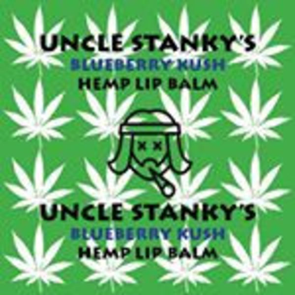 "HANF LIPPENBALSAM  ""UNCLE STANKYS"" SOUR DIESEL"