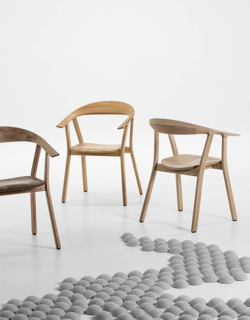 PROSTORIA RHOMB CHAIR