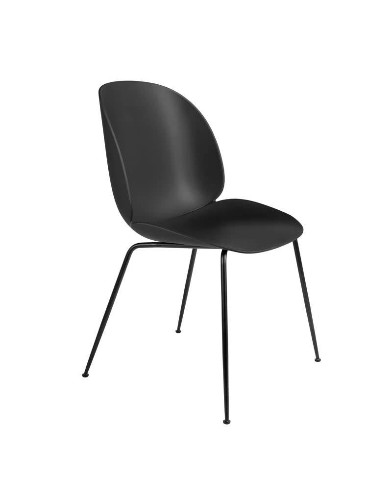 GUBI BEETLE DINING CHAIR - CONIC BASE