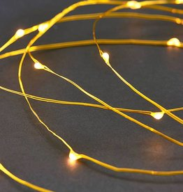 House Doctor Guirlande String Lights Or