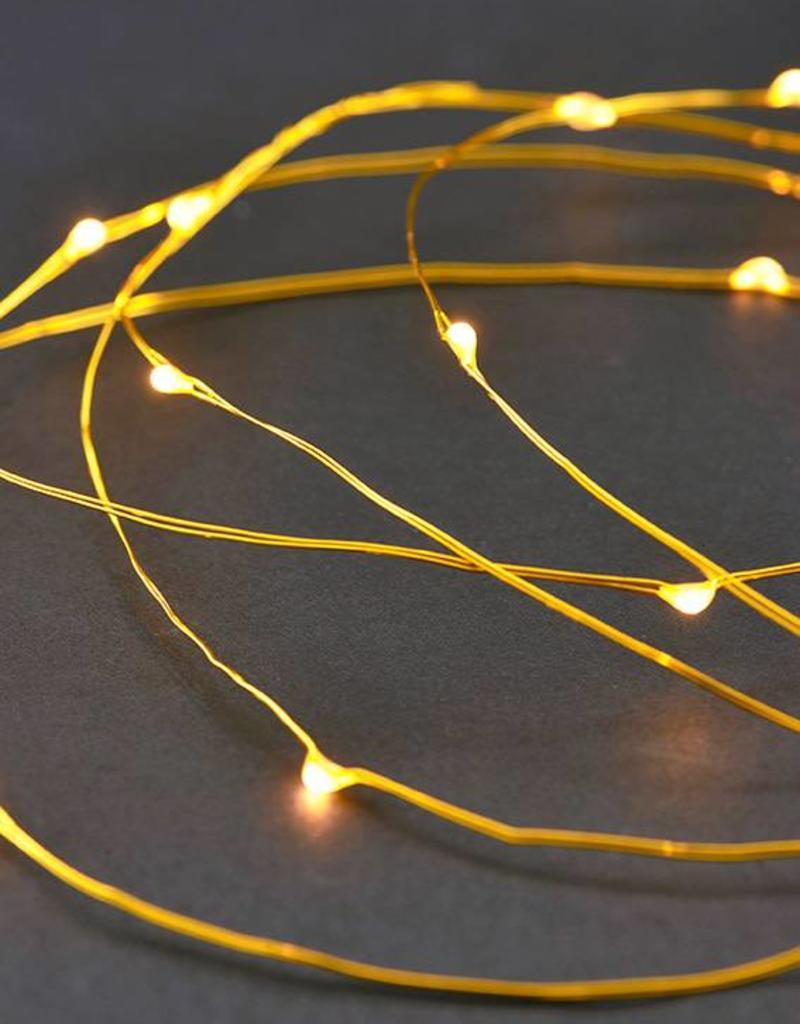 House Doctor Guirlande String Lights Or 10m