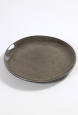 Serax Assiette Ronde Small Gris PURED20,5cm
