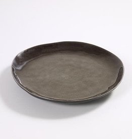 Serax Assiette Ronde Medium Gris PURE