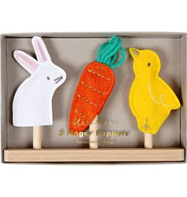 Marionnettes de doigts Pâques