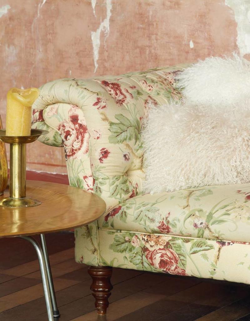 Maison de Vacances Coussin Basic Chèvre du Tibet Lin Nude - Maison de Vacances