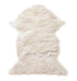 Peau Mouton Anglais Blanc