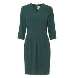 ICHI BETJE DRESS green
