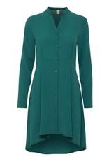 ICHI BIRLO DRESS green