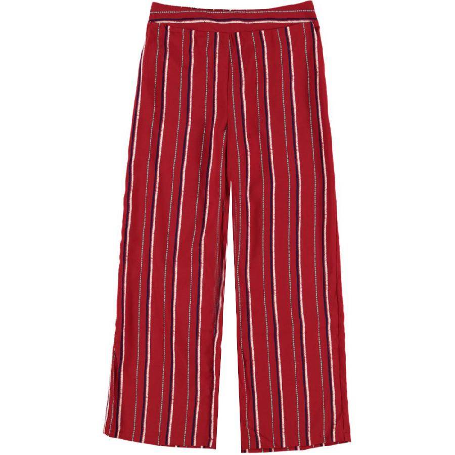 DAAN SUMMER STRIPES rood