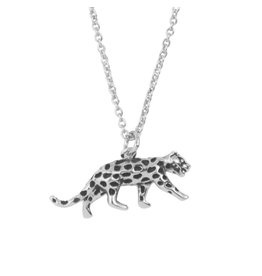 ATLITW LEOPARD NECKLACE silver
