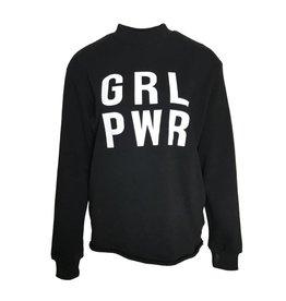 NA-KD GRL PWR black