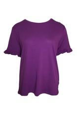 NA-KD FRILL purple