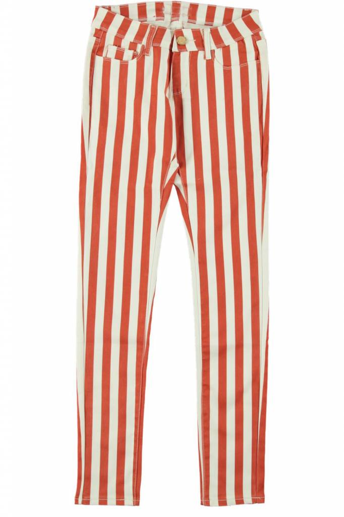 DAAN SUMMER STRIPES orange