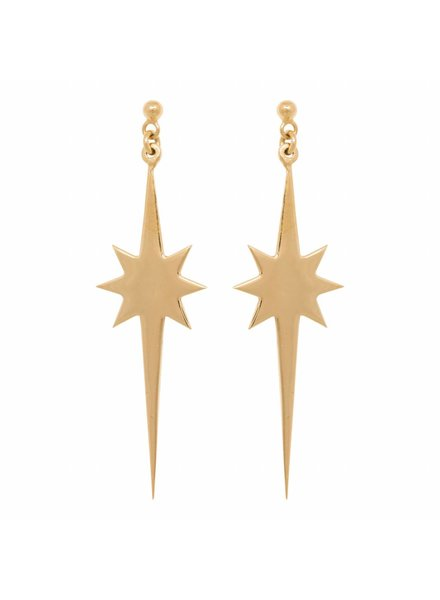 Eline Rosina STAR STATEMENT gold