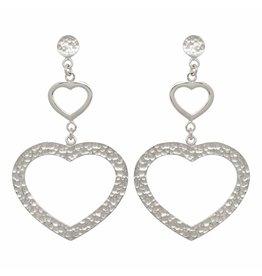 Eline Rosina HEART silver