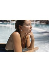 Eline Rosina HIGH SHINE HOOPS silver