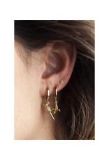 ATLITW PARROT EARRING silver
