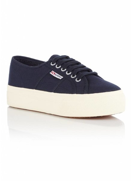 SUPERGA CLASSICO HIGH navy