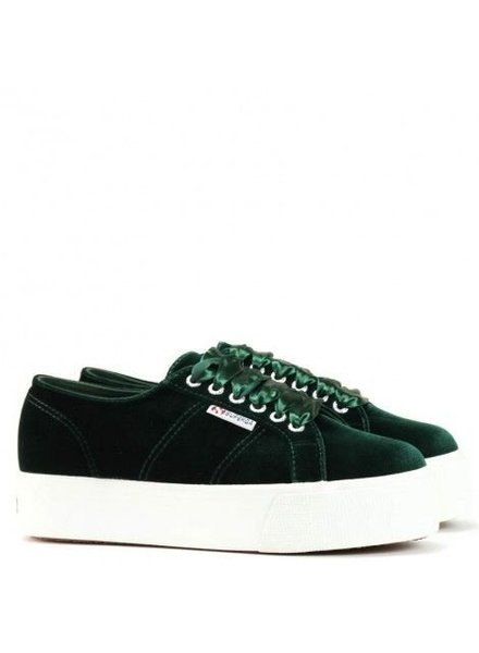 SUPERGA LIZZI VD LIGT green