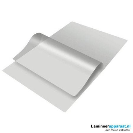 GBC Lamineerhoes GBC A4 2x75micron glanzend 100vel