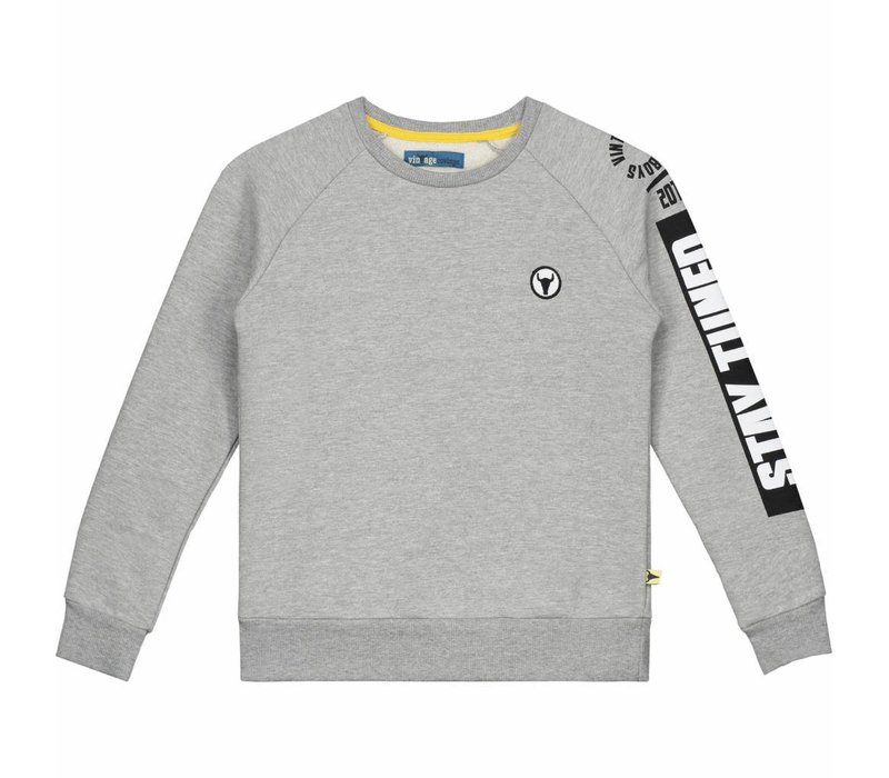 Sweater Gorki - artwork at sleeve