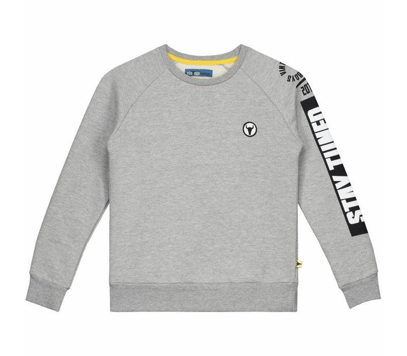 Sweater Gorky- artwork at sleeve