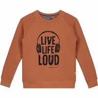 Sweater Matthew -live life loud