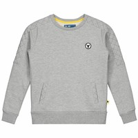 Sweater Charly -padded sleeves
