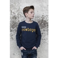 Sweater Bryan - Vintage Cowboys logo