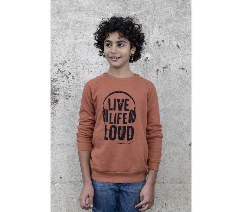 Sweater Matthew - Live, life, laugh