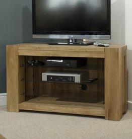 Trend Oak Corner TV Unit