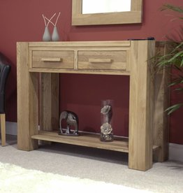 Trend Oak Console Table