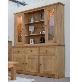 Torino Oak Large Dresser