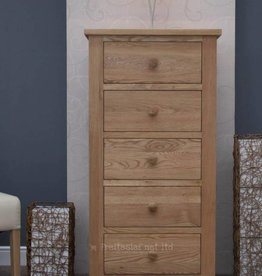 Torino Oak Narrow Chest