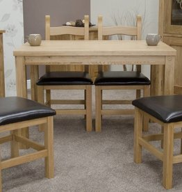 Elegance Oak Medium Dining Table