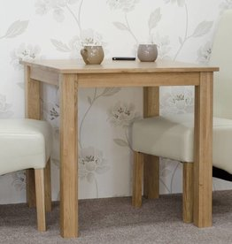 Elegance Oak Dining Table
